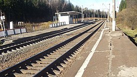 199 km BMO railway platform (common view from south-east).JPG