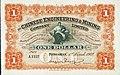 1 Dollar - Chinese Engineering & Mining Company Limited, Tongshan Branch (1st March 1902) 01.jpg