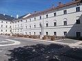 1 Rákóczi Road, main building, courtyard side, N-NE, 2020 Sárospatak.jpg