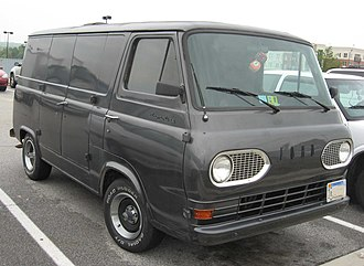 Ford E series - 1961–1967 Ford Econoline (customized)