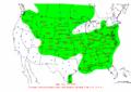 2002-10-30 24-hr Precipitation Map NOAA.png