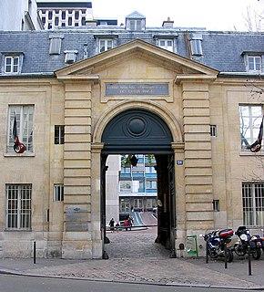 Quinze-Vingts National Ophthalmology Hospital Hospital in Paris, France