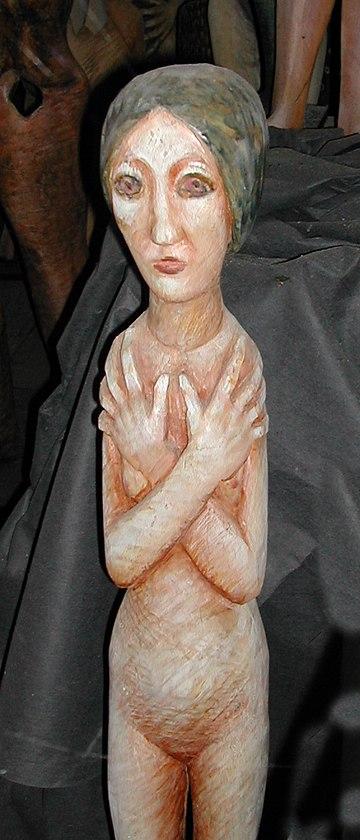 2003 av. Femme nue pudique.jpg