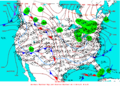 2004-01-31 Surface Weather Map NOAA.png
