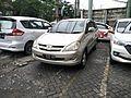 2007 Toyota Kijang Innova (front), West Surabaya.jpg