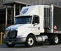 2008-07-24 International truck docked at Duke Hospital South 2 (cropped).jpg
