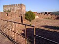 2008-11-17 Walls and Tower, Silves Castle.JPG