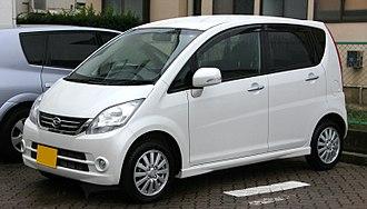 Daihatsu Move - Daihatsu Move (L175/L185)