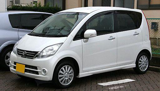 2008 Daihatsu Move