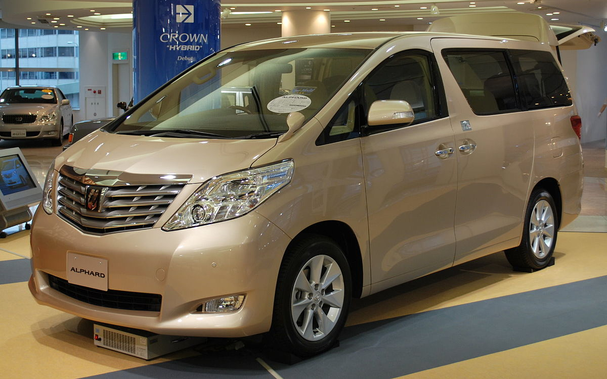 Kelebihan Toyota Alphard G Harga