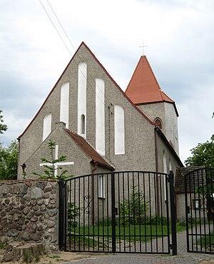 Golice, Lubusz Voivodeship - Church