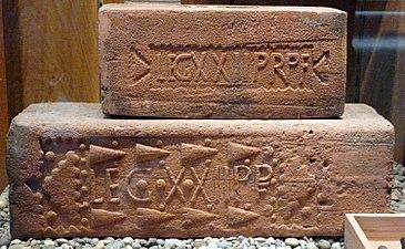 Resultado de imagen de ladrillo romano