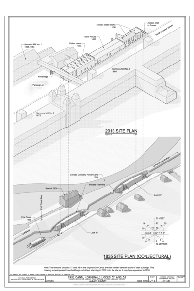 File2010 Site Plan 1835 Site Plan Conjectural
