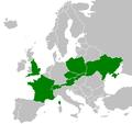2011 Futnet European Championship participants.PNG