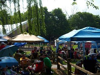 Wine festival - Wine festival in the USA