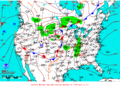 2013-05-31 Surface Weather Map NOAA.png