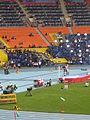 2013 IAAF World Championship in Moscow High Jump Men Final Derek DROUIN.JPG