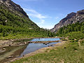 2014-06-23 14 41 22 Beaver pond along the Changing Canyon Nature Trail in Lamoille Canyon, Nevada.JPG