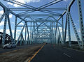 2014-08-28 14 21 13 View west crossing the Castleton Bridge over the Hudson River.JPG