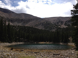 Teresa Lake - View of Teresa Lake
