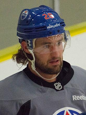 Luke Gazdic - Gazdic in 2014.