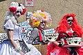 2014 Fremont Solstice parade - Alice-Calavera 22 (14480171186).jpg