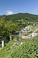 2014 Górski Karabach, Cmentarz obok klasztoru Gandzasar (01).jpg