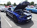 2014 Limited Edition Deep Impact Metallic Blue, Ford Shelby GT500, 9th Annual Super Cruise-in Valdosta.JPG
