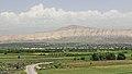 2014 Prowincja Ararat, Krajobraz widziany z klasztoru Chor Wirap (02).jpg