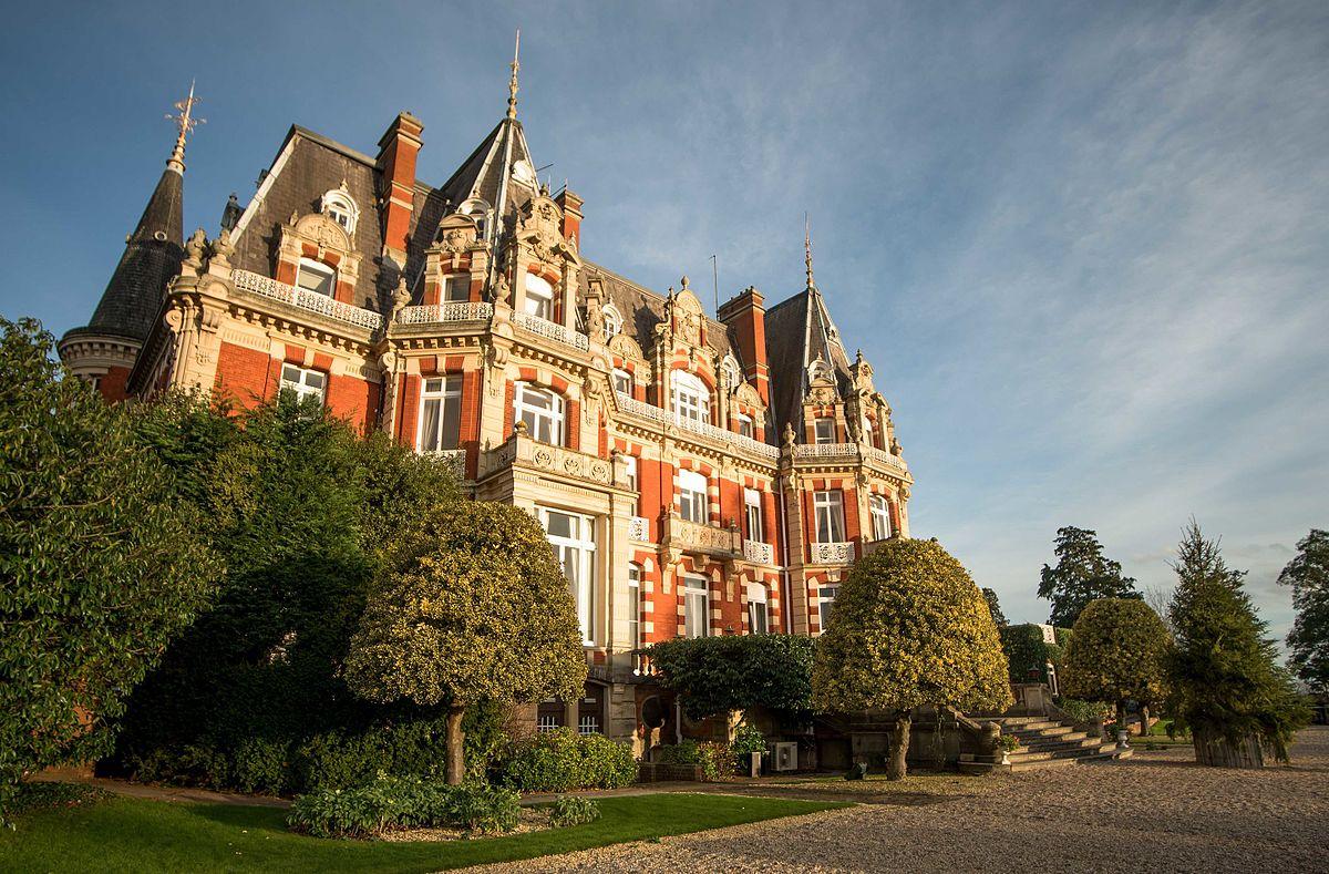 Chateau impney wikipedia