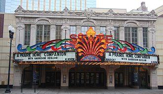 State Theatre (Minneapolis) - State Theatre in 2015