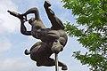 20160520 Fluitspelende centaur2 1981 door Fons Bemelmans Schijndel.jpg