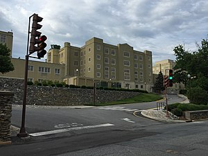 State highways serving Virginia state institutions - SR 303