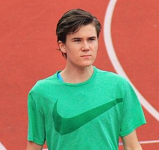 Jakob Ingebrigtsen Norwegian runner
