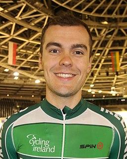 Mark Downey Irish male road and track cyclist