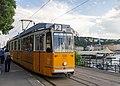 2018-06-26 Tram 1339 on line 2 in Budapest.jpg