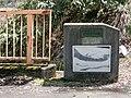20180421 Bridge nameplate on Nishi-Kawaguchi Bridge N372503E1388552.jpg