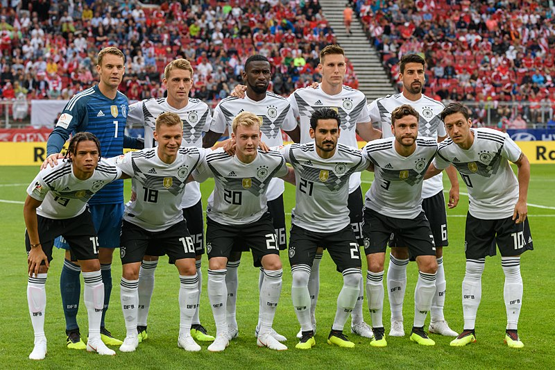 Datei:20180602 FIFA Friendly Match Austria vs. Germany Team Germany 850 0740.jpg