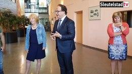 Bestand:2018 07 02 Minister Koolmees presenteert vernieuwingsplannen integratiestelsel.webm