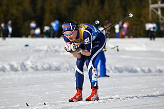 Johanna Matintalo Finnish cross-country skier and middle-distance runner