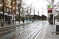 """20200202 Tram and bus stop """"Urdenbacher Allee"""" 03.jpg"""