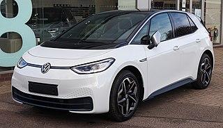 Volkswagen ID.3 Motor vehicle