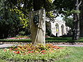 2252.Maler Vincent van Gogh-Gedenkstein im -Jardin(Garten) de Ete-Arles-.JPG