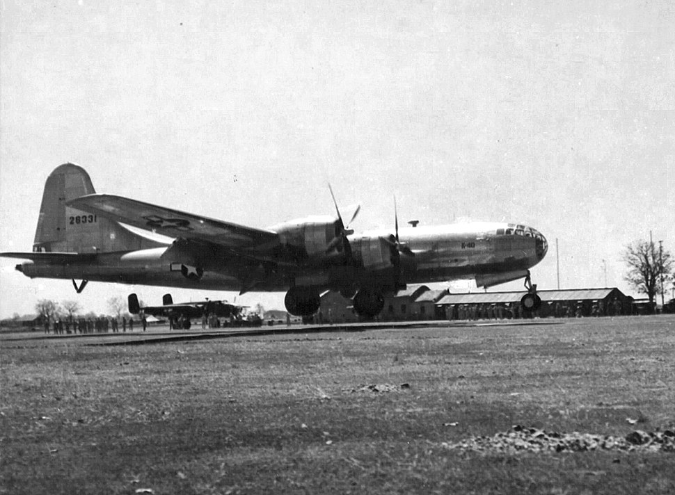 25th Bombardment Squadron - B-29 Superfortress