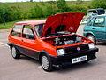 296 - 1983-1985 red MG Metro Turbo, front.jpg
