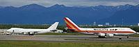 N745CK - B744 - Kalitta Air