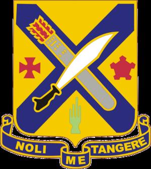 2nd Infantry Regiment (United States) - Distinctive unit insignia