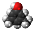 3,5-Xylenol-3D-spacefill.png