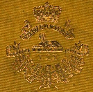 30th (Cambridgeshire) Regiment of Foot