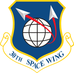 30th Space Wing - Image: 30th Space Wing